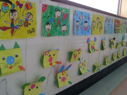 西楼幼儿园环境创设